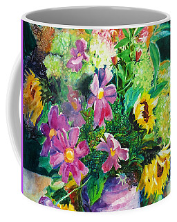 Fall Floral Sweetness Coffee Mug
