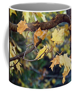 Fall Foilage Coffee Mug