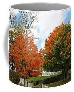Fall Foliage Colors 09 Coffee Mug