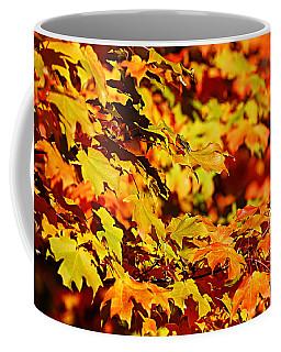 Fall Foliage Colors 13 Coffee Mug