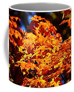 Fall Foliage Colors 16 Coffee Mug