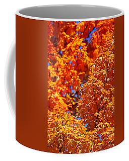 Fall Foliage Colors 17 Coffee Mug