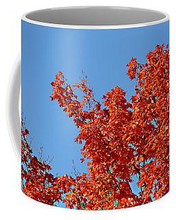 Fall Foliage Colors 20 Coffee Mug