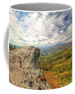 Fall From The Blowing Rock Coffee Mug