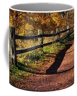 Fall In Chicago Coffee Mug