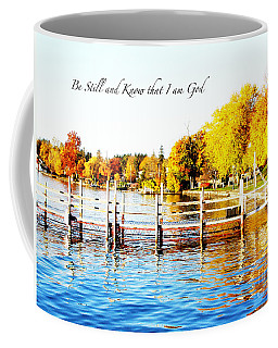 Fall In Skaneateles Ny Coffee Mug