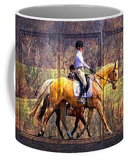 Fall In Sync Coffee Mug
