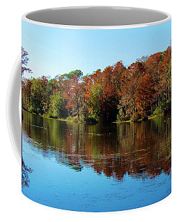 Fall In The Air Coffee Mug
