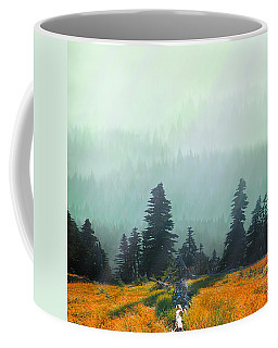 Fall In The Northwest Coffee Mug