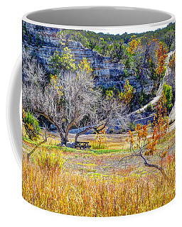 Fall In The Texas Hill Country Coffee Mug