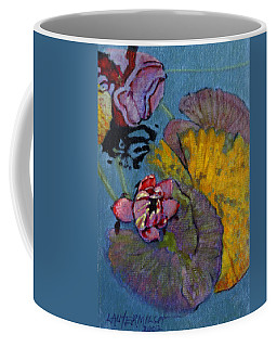Fall Lily Coffee Mug