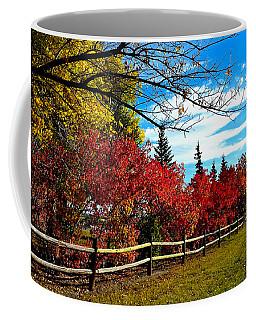 Fall Lineup Coffee Mug