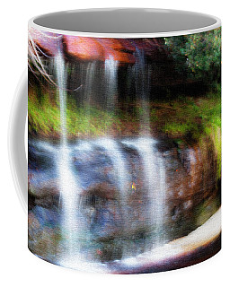 Coffee Mug featuring the photograph Fall by Miroslava Jurcik