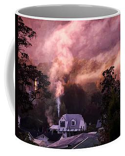 Fall Morning In Milton Coffee Mug