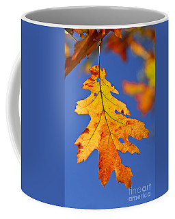 Fall Oak Leaf Coffee Mug