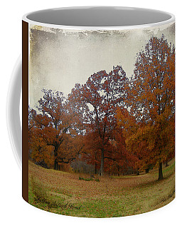 Fall On Antioch Road Coffee Mug
