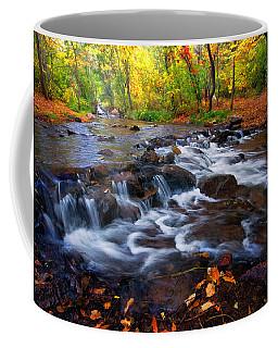 Fall On Fountain Creek Coffee Mug