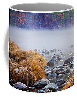 Fall On The Merced Coffee Mug