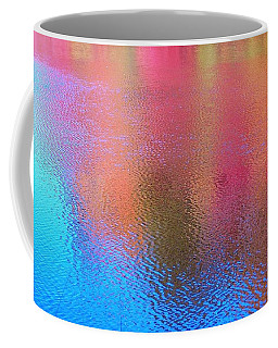 Fall Reflections In South Coffee Mug
