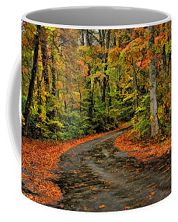 Fall Road To Glory Coffee Mug