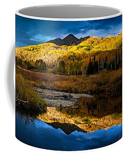 Fall Sunset Coffee Mug