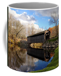 Fallasburg Bridge Coffee Mug