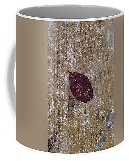 Coffee Mug featuring the photograph Fallen by Jani Freimann