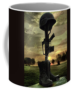 Fallen Soldiers Memorial Coffee Mug
