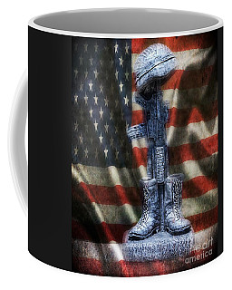 Fallen Soldiers Memorial Coffee Mug