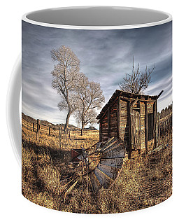 Fallen Windmill Coffee Mug