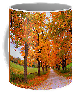 Falling For Romance Coffee Mug