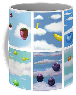Falling Fruit Group Coffee Mug