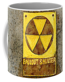 Fallout Shelter #1 Coffee Mug