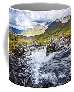 Falls With A View Coffee Mug