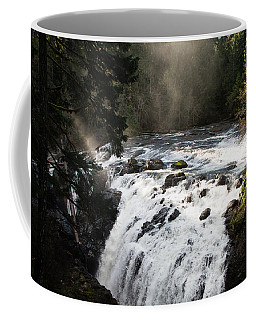 Waterfall Magic Coffee Mug by Marilyn Wilson