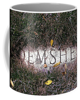 Coffee Mug featuring the photograph Family Crest by Michael Krek