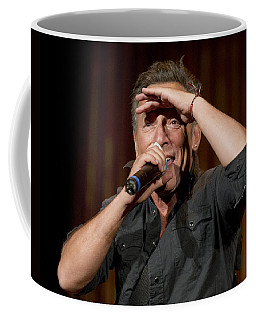 Coffee Mug featuring the photograph Fan Scan by Jeff Ross