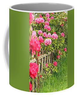 Fancy Fence Coffee Mug