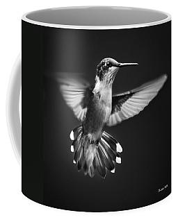 Fantail Hummingbird Coffee Mug