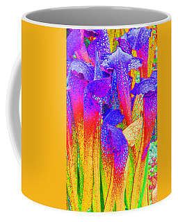 Fantasy Flowers Coffee Mug