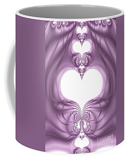 Fantasy Hearts Coffee Mug