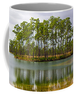 Fantasy Island In The Florida Everglades Coffee Mug