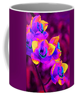 Fantasy Orchids Coffee Mug
