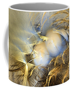 Far From The Treacherous World - Abstract Art Coffee Mug