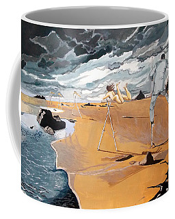 Faraway Lejanias Coffee Mug by Lazaro Hurtado