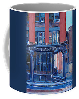 Farley Harvey Coffee Mug