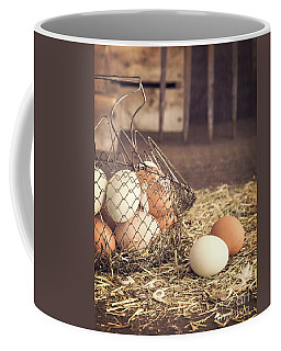 Farm Fresh Eggs Coffee Mug