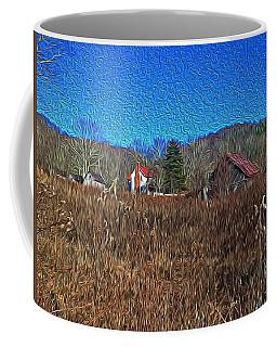Farm House 2 Coffee Mug
