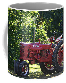Farmall's End Of Day Coffee Mug