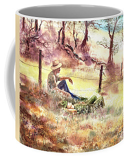 Farmers And Hunters Heaven Coffee Mug